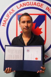 Manuel HLIC Halifax UBP ESL